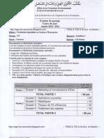 TSGE1 Examen Passage 2012 Synthèse1