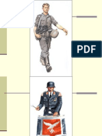 Luftwaffe Airborne and Field Units (Uniforms)