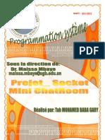 Projet Socket TAH GARY