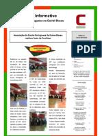 Boletim Informativo nº 13 da Cooperação Portuguesa na Guiné-Bissau de março a abril de 2013