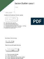 Correlacion Dukler Caso I