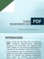 TEMA 07 Planeamiento de Requrimiento de Materiales MRP x 28