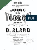 Escuela Violin