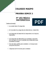 Ensayo+2_4ºbasico+Nº+4+y+5