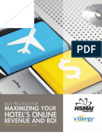 Practices for Maximizing Your Hotel Online Revenue