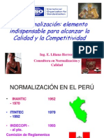 lanormalizacinelementoindispensableparaalcanzarlacalidadylacompetitividad-100803111051-phpapp01.ppt