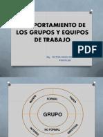 Capitulo II Comportamiento de Los Grupos y Equipos de Trabajo
