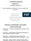 Integrated Project Presentation