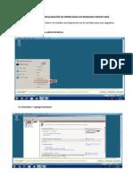 Manual de Impresora en w Server 2008