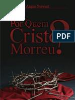 Por Quem Cristo Morreu
