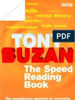 Tony Buzan - Speed Reading Book