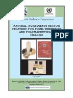 Uganda Naturalingredients Strategy