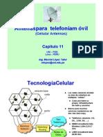 Antenas de Celulares