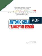 ANTONIO GRAMSCI Y EL CONCEPTO DE HEGEMONÍA (MIGUEL TORCATTY-UNES)