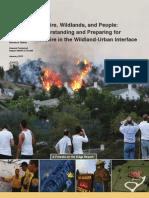 U.S. Forest Service WUI report