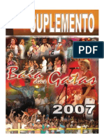 Especial Baia 2007