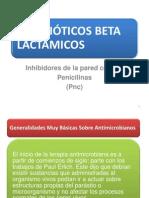 ANTIBIÓTICOS BETA LACTAMICOS.pptx