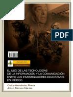 Libro Las TIC en la Investigación Educativa en México