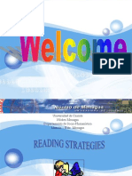 Taller Estrategias de Lectura