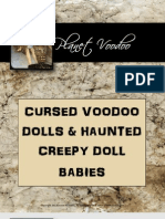 Cursed Voodoo Dolls and Haunted Creepy Doll Babies