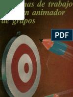 Botero, Silvio - Esquemas de trabajo para un animador de grupos.pdf