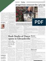 Edwardsville Intelligencer June 2012