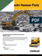 PEHJ0255-00 - Hydraulic Hammer Paste Data Sheet
