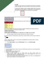 Despre borduri în Office Word 2007