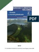ACTAS 6º Congresso Florestal Nacional
