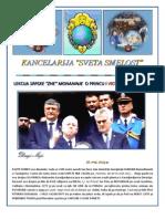 Lekcija Srpske Zhe Monahinje o Princu i Vicu Vatikanskuju