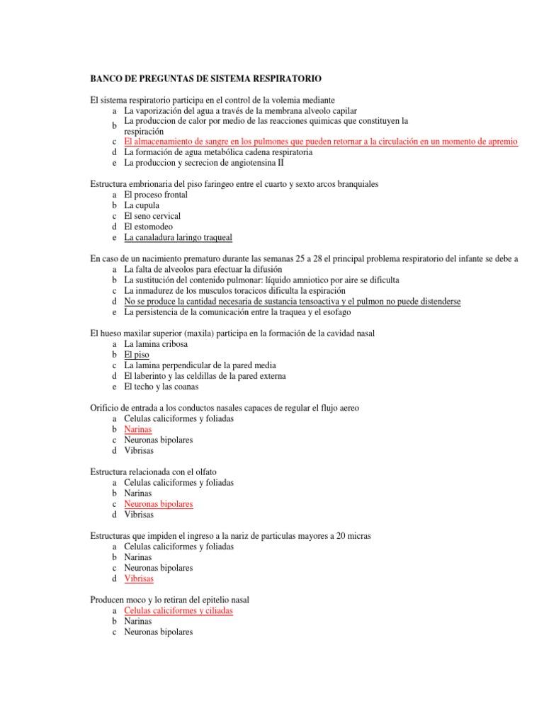 Contemporáneo Anatomía Y Fisiología De La Sangre De Prueba Ideas ...