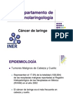 Cancer Laringe