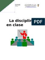 Anexo I La disciplina en clase.doc