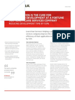 Orchestrating App Delivery Case Study 0307011