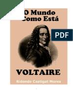 Voltaire O Mundo Como Esta