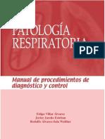 Patologia Respiratoria Manual Procedimientos. PDF