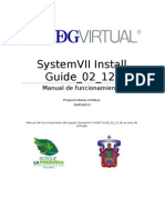SystemVII Install Guide