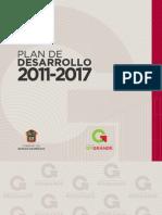 011 Estado de Mexico PED 2011 - 2017