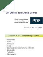 USO EFICIENTE DE LA ENERGIA ELECTRICA.ppt