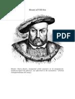 Henry Al VIII-Lea