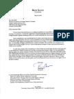 Rick Scott Letter to University Leaders