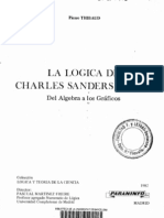 La lógica de Charles Sanders Peirce