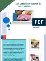Derechos y Deberes de Los Pacientes