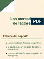 14 Mercados de Factores