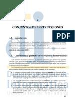 Instrucciones Para Transferencia de Datos, Saltos y Subrutinas.