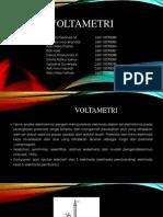 Ppt Voltametri