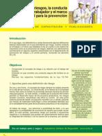 Los Riesgos La Conducta Del Trabajador y El Marco Legal (1)