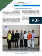 Editorial RNP Vol 1, No. 2, Mayo-Agosto 2013