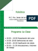 Robotica 2a Clase