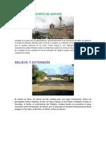 Historia Del Distrito de Motupe